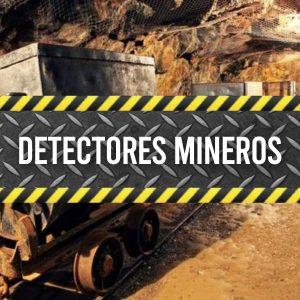 Detectores Mineros