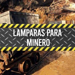 Lámparas para Minero