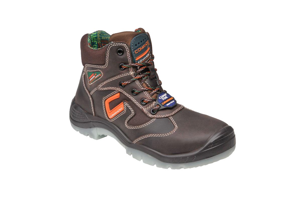 100% genuino tiendas populares vendible Zapato de trabajo Comando 1420 - Provesicsa Seguridad Industrial