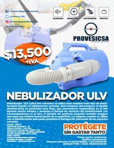 Nebulizador ULV