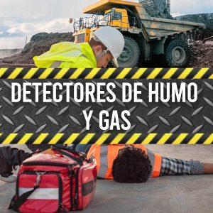 Detectores de Humo y Gas