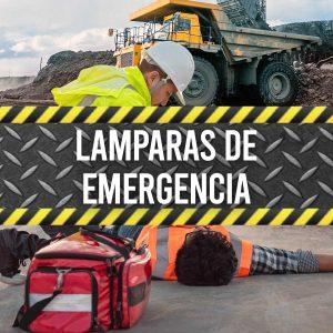 Lámparas de Emergencia