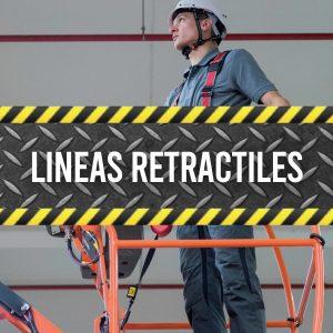 Líneas Retráctiles