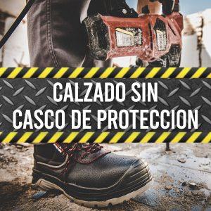Calzado sin Casco de Protección